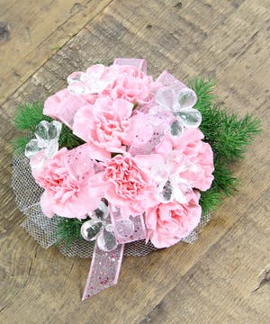 Pixie Carnation Corsage