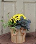 Gainan's Fall Outdoor Planter
