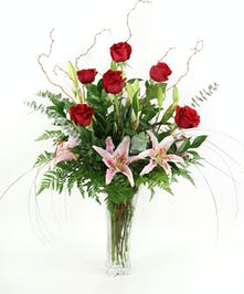 Roses & Lilies - SameDay Delivery Billings, MT