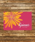 Gainan's Gift Card - Daisy Style