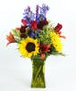 make it awesome by adding 3 roses (deluxe bouquet)
